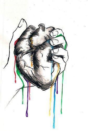 *Parle-moi de ces distances qui ne nous séparent pas et dis-moi que l'amour ne s'arrête pas.*