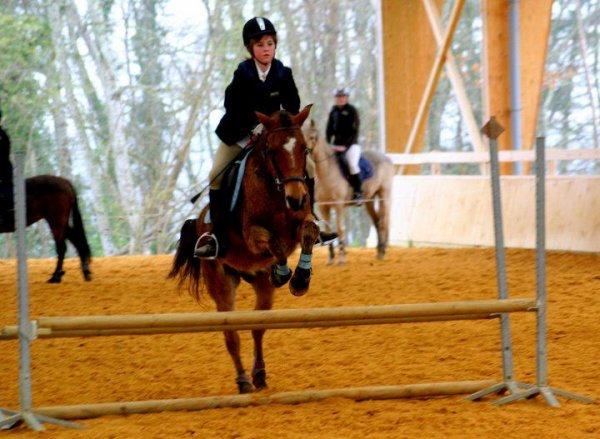 Concours complet du 27 mars 2011 à St Antoine d'Auberoche