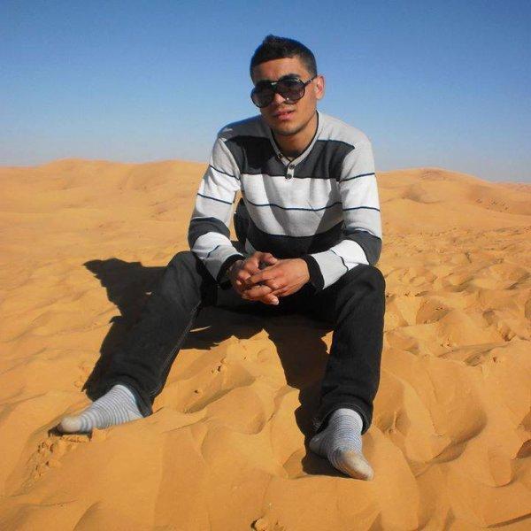 c'etait au sahara quel beau nature waw inoubliable <3 <3