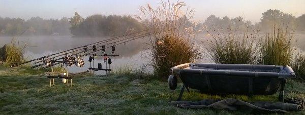 Enduro individuel à l'étang de la Frétaz du 16 au 18/10/2015
