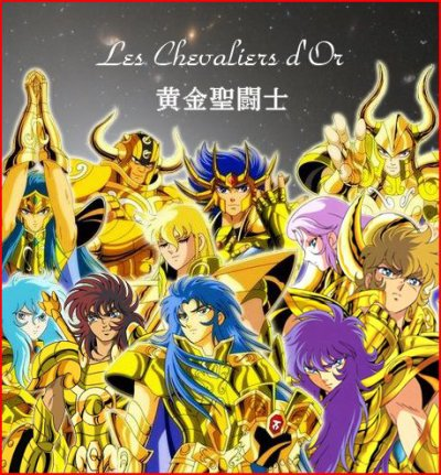 Fictions Saint Seiya