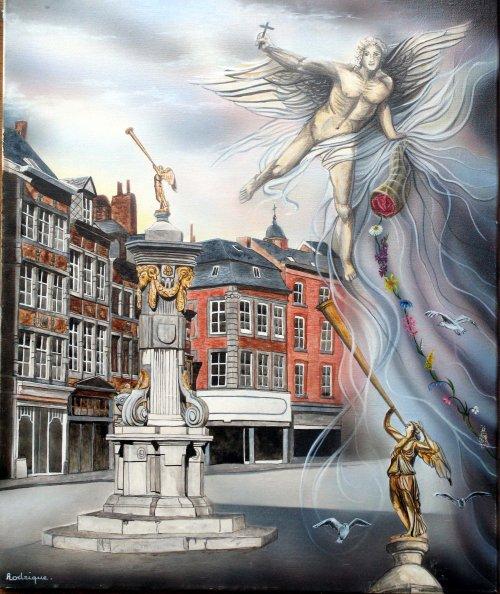 """La place de """"l'ange"""""""