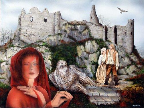 La meuse, ses châteaux et ses tours....