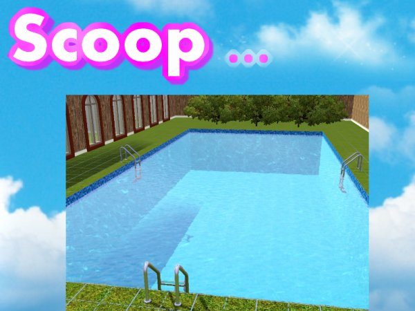 Scoop ... !