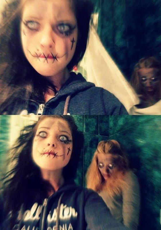 Halloween 2013 ; Un méchant manque , Lolly & Maa <3