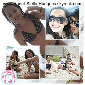 Flash back time. Retour en arrière de plusieurs mois -avant les vacances d'été- lorsque Stella & des amies à elle, sont parties en bord de mer !