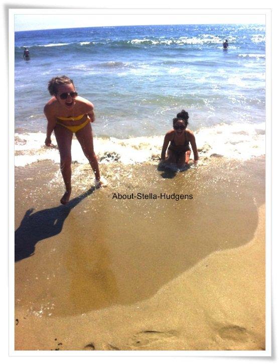 . Nouvelle photo de Stella & Grayson :)