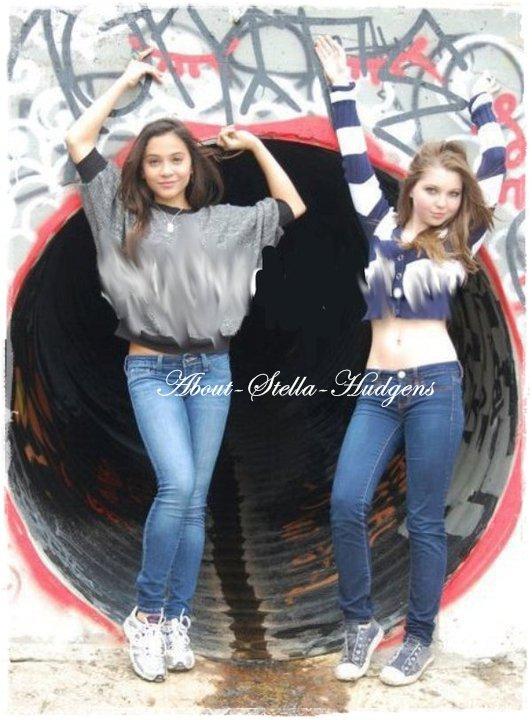. Stella & son cours de danse, SteDy & leur dernier twitcam, SamElla & leur randonnée !