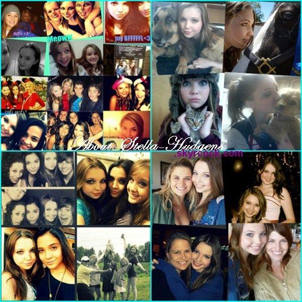 . Nouvel icon twitter de Sammi. Il y a quelques photos avec Stella. & Lauryn à également posté une photo de elle & Stella sur instragram.