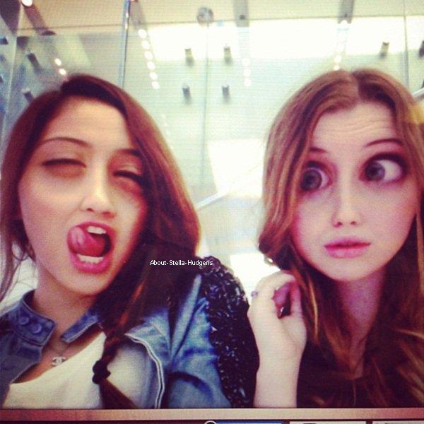 . Et après 4 mois sans nouvelles des deux meilleures amies, Stella et Sammi ont été hier déjeuner ensemble avec Gina ♥♥♥