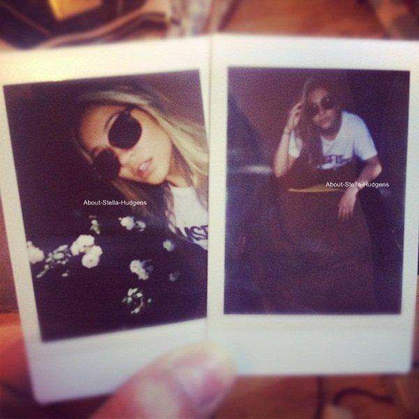 . Photos des soeurs posté par Gina sur son instagram et son twitter. ♥