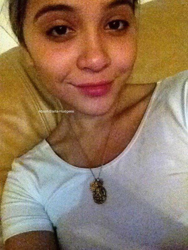 . Une fille à -surement- piraté l'instagram privé de Stella...