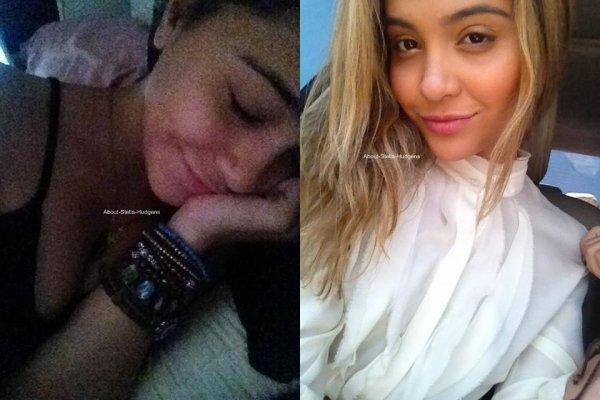 . Autres photos de Stella & Sammi à New York posté via Instagram. La seconde à était prise au Time Square. ♥
