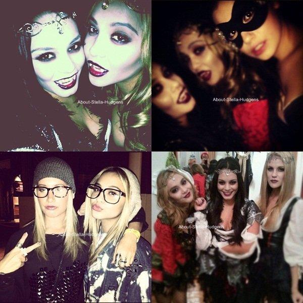 . Le 26 octobre Stella, sa soeur & sa mère ont étaient au magasin Trashy Lingerie afin d'acheter les costumes d'Halloween des filles.