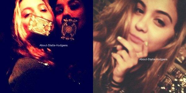 . Bref, Stella est en couple avec Ramsey.. Enfin à ce qui paraît...