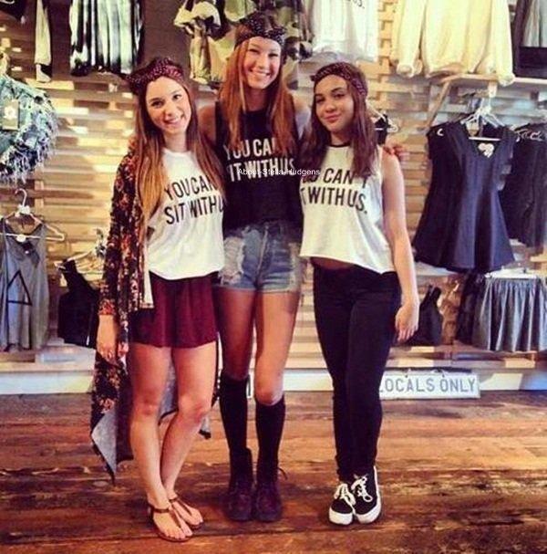 . Stella en plein shopping avec sa soeur hier dans Beverly Hills.