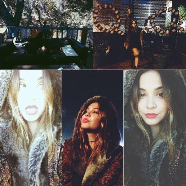 . Hier, Stella et Vanessa sont allées acheter un café dans Studio City.