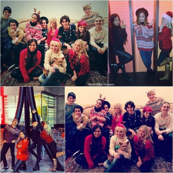 . Le 13 décembre, S. était avec sa bande d'amis pour ne pas changer.