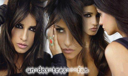Mónica Cruz (née le 16 mars 1977 à Madrid) est une actrice et danseuse espagnole.