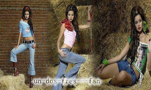 Dafne Fernandez, née le 31 mars 1985 à Madrid, est une danseuse et comédienne espagnole.