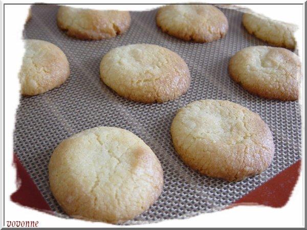 cookie chocolat blanc et noix de coco