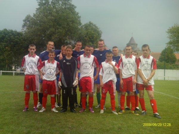moi et mon équipe du foot ;)