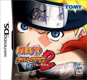 Naruto l'integrale des jeux : Naruto RPG 2 : Chidori vs Rasengan