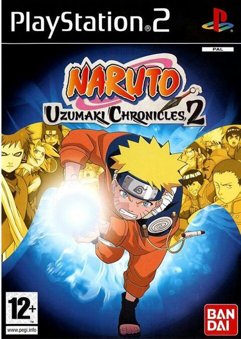 Naruto Uzumaki Chroniques 1 & 2