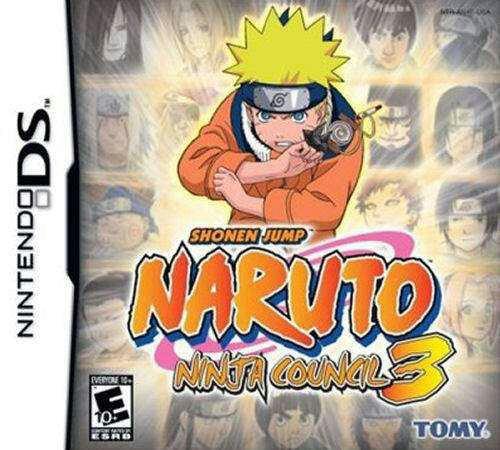Naruto Ninja Concil