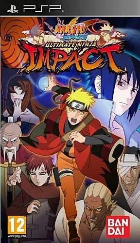 Naruto Shippûden Ultimate Ninja Impact