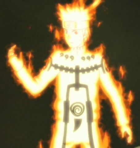 Les Ptit Truc a Savoir Sur l'Univers Naruto : Les Transfomations De Naruto