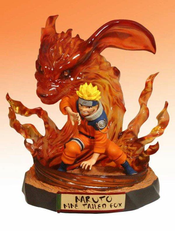 Les Figurines Naruto
