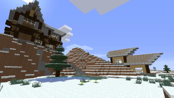 Minecraft !!!