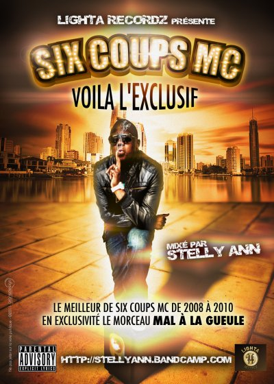 SIXCOUPS MC_Voila L'exclusif (mixtape)