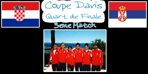 44 coupe davis quart de finale 3 me match double xnovak djokovic - Coupe davis quart de finale ...
