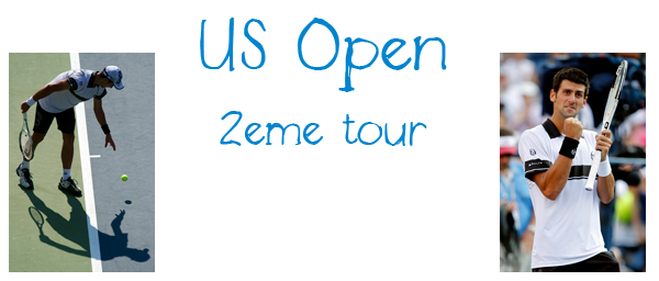 59. US OPEN - 2ème tour