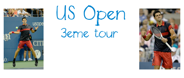 60. US OPEN - 3ème tour