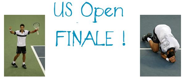 64. US OPEN - FINALE !