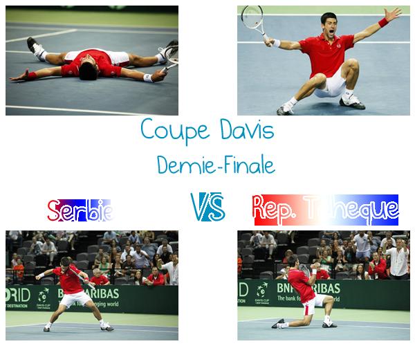 65. COUPE DAVIS - Demie Final