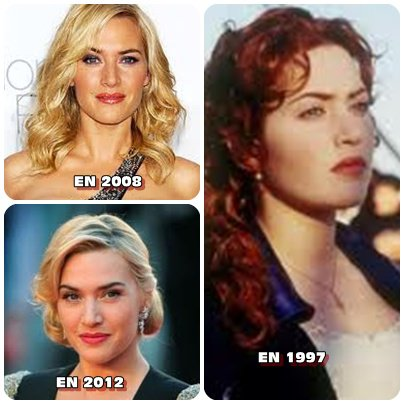 Biographie de Kate Winslet (Rose Dewit Bukater dans Titanic)