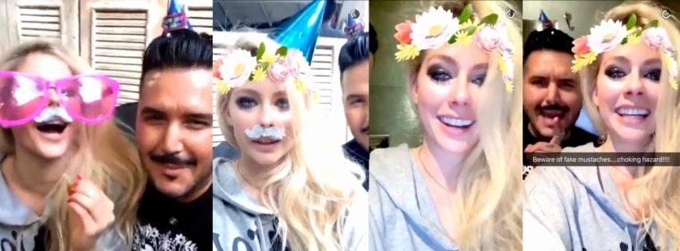 Avril ouvre un compte Snapchat, Avril prend la défense du groupe Nickelback & autres news