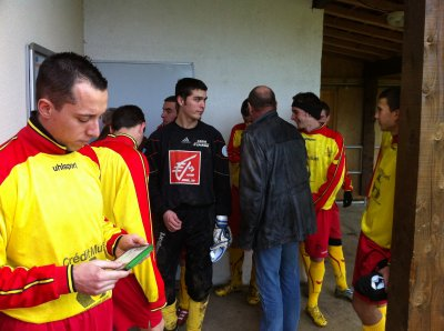 Seniors B - Division 3 (Journée 10) : AS TRAVESIENNE - ES HAUTE LIZAINE/b : 1-0