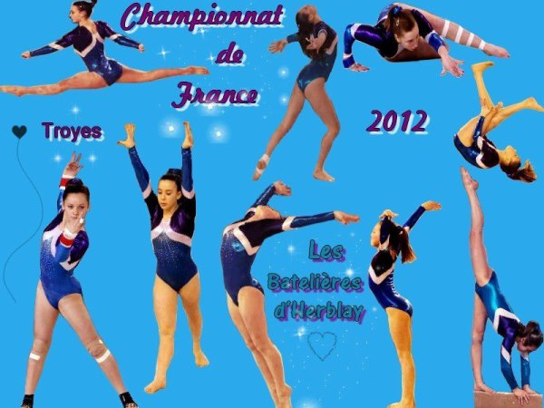 Championnat de France à Troyes 2012 !