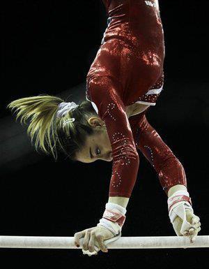 Gymnastiique / Gymnastiics / Gymnastiik / Gymnasiia ...