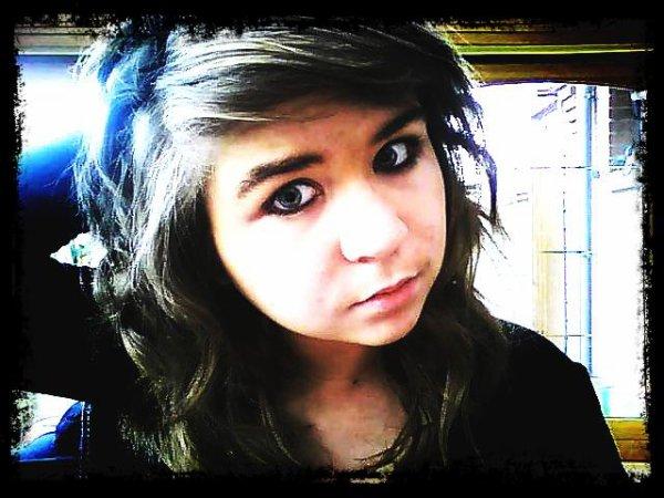 C'est toi qui rend mes yeux magnifique .. <3