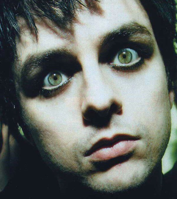 Les Membres- Billie Joe Armstrong