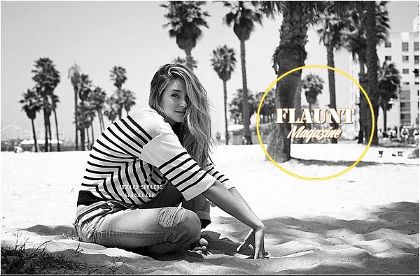 s Shailene - Interview et photoshoot pour Flaunt : s