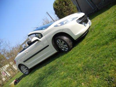 ma nouvelle voiture