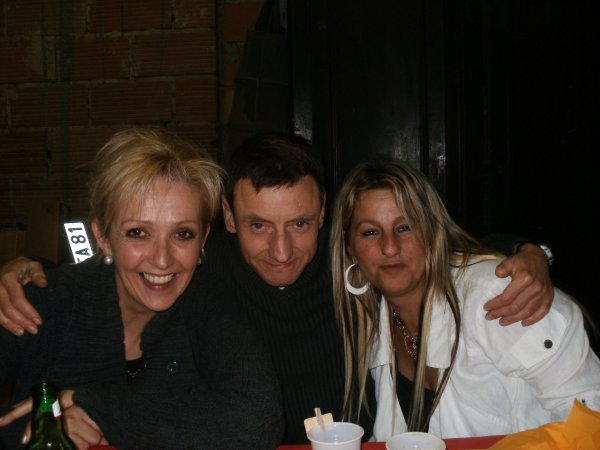 moi et deux superbe amie