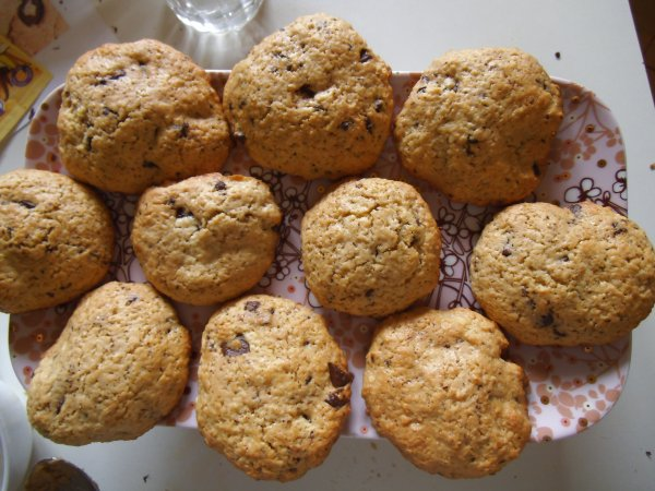 Mes subliiiiiiiiiimissimes cookies ! <3